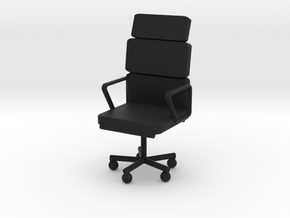 Office Chair in Black Strong & Flexible