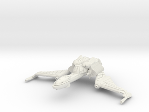 NEW Qu'Hegh Bird Of Pray - B Class Scout in White Strong & Flexible