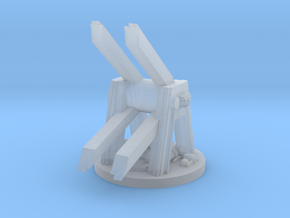 MILLENNIUM REBELL 1/275 RADAR STRUCTURE in Frosted Ultra Detail