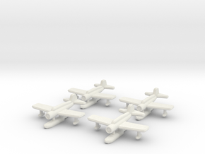 Kingfisher 1/426 x4 in White Strong & Flexible