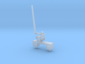 1/96 Ticonderoga Class - Aft Antenna - Single in Frosted Ultra Detail