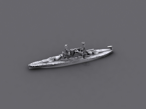 1/1800 US BB37 Oklahoma [1941] in White Strong & Flexible