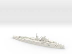 Normandie 1/1800 in White Strong & Flexible