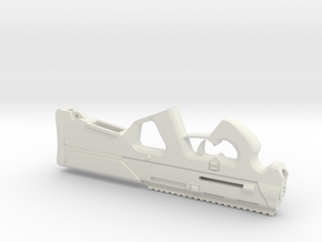 1:6 5.56 personal defense rifle  in White Strong & Flexible