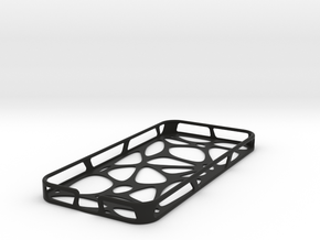 iPhone 5 case - Cell in Black Strong & Flexible