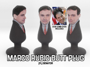 Marco Rubio Plug in Full Color Sandstone