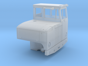 1/64th Kenworth CBE (Cab Beside Engine) Day cab in Frosted Ultra Detail