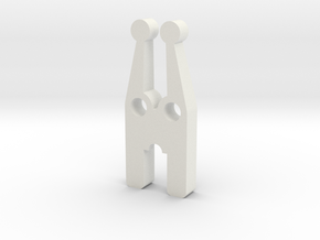 Fuse Puller in White Strong & Flexible