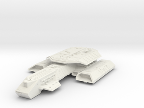 Daedalus in White Strong & Flexible