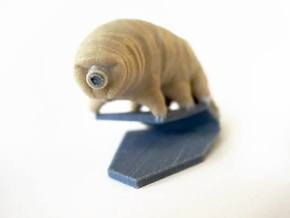 Tardigrade (Water Bear)  in Full Color Sandstone