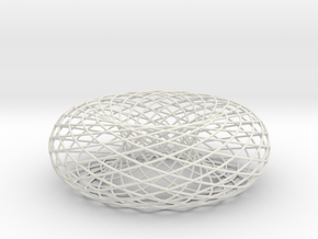 Torus (8 in) in White Strong & Flexible