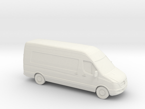 1/87 2006-14 Dodge-Sprinter in White Strong & Flexible