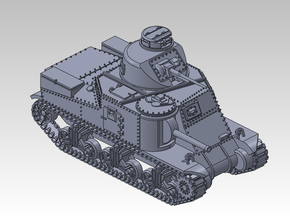 1/144 M3 LEE Medium Tank  in Frosted Ultra Detail