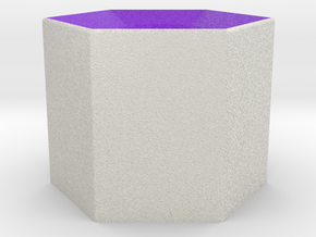 LuminOrb 2.3 - Column Stand in Full Color Sandstone