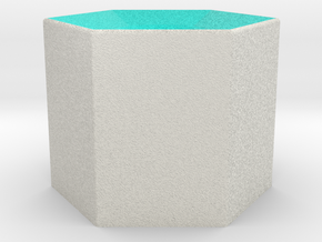 LuminOrb 2.5 - Column Stand in Full Color Sandstone