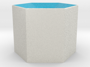 LuminOrb 1.8 - Column Stand in Full Color Sandstone