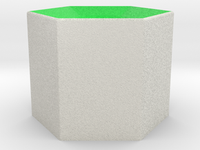 LuminOrb 2.2 - Column Stand in Full Color Sandstone
