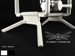 2.4 inch DJI Phantom 3 Gimbal Guard / Leg Extender in White Strong & Flexible