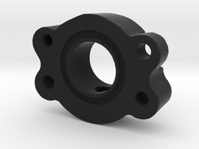 Flange2 in Black Strong & Flexible