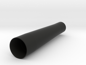 24 Mm To 18 Mm Tube in Black Strong & Flexible