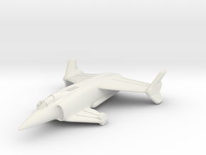 Rockwell XFV-12A (In Flight) 1/285 6mm in White Strong & Flexible