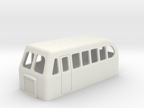 009/hon30 bus type railcar 50 in White Strong & Flexible
