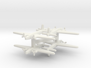 Vickers Wellington 1:900 x4 in White Strong & Flexible