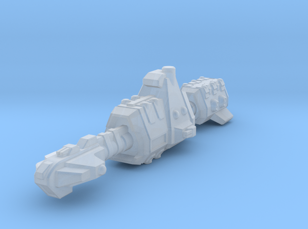 USASF Destroyer 3d printed