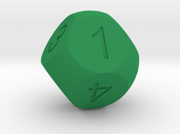 D8 Sphere Dice 3d printed