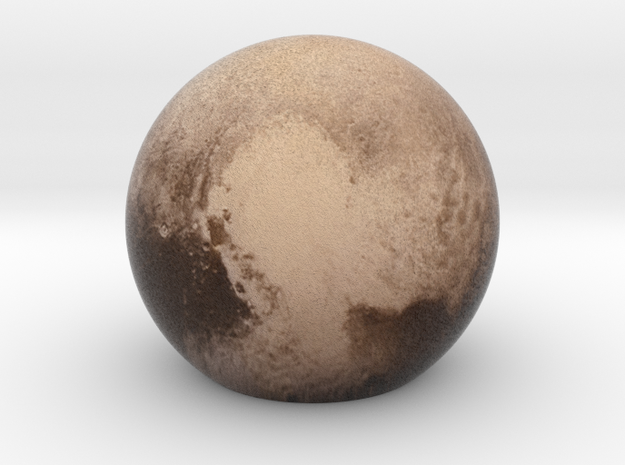 Pluto Sphere Small