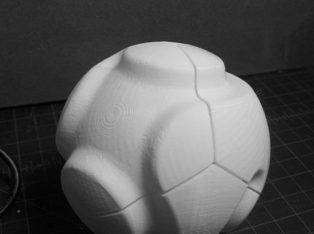 NSphere Thick (tile type:5) 3d printed