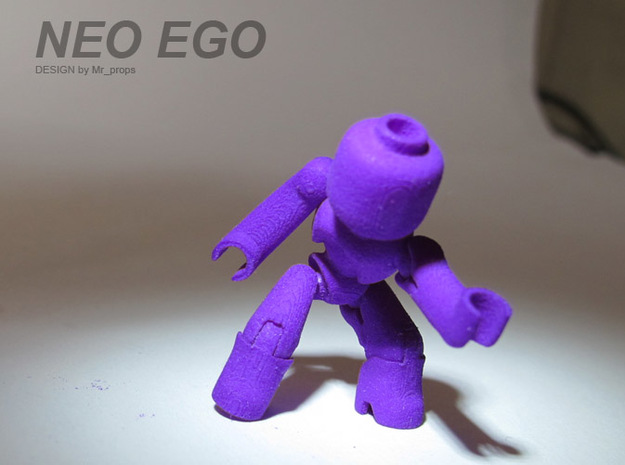 NEO EGO 3d printed