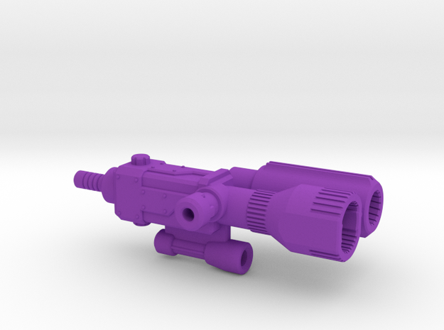 Legends Megatron Cannon (2013) 3d printed
