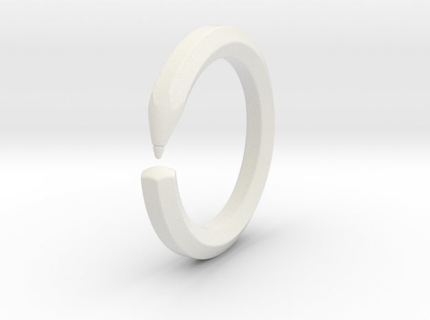 Herbert S. - Ring - US 9 - 19mm inside diameter 3d printed