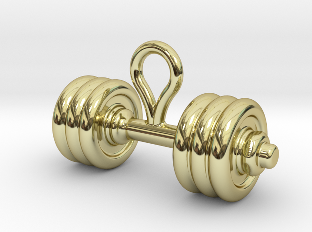 small dumbbell earring zhgqyy4gn by galeno20galeno