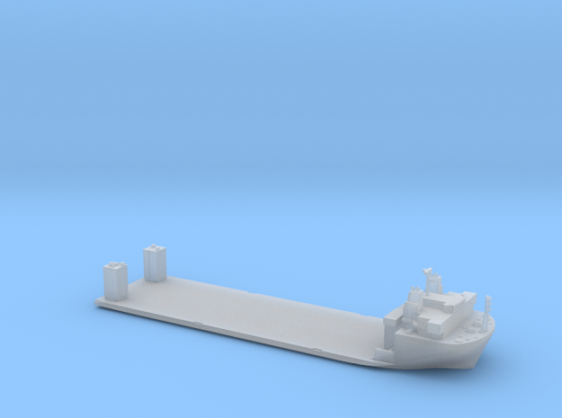 MightyServant1 3d printed