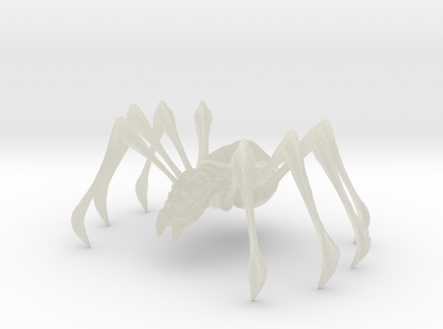 BlackWoods Large Spider 3d printed