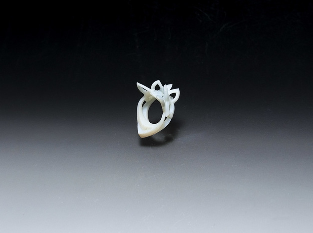 Arke Ring 3d printed