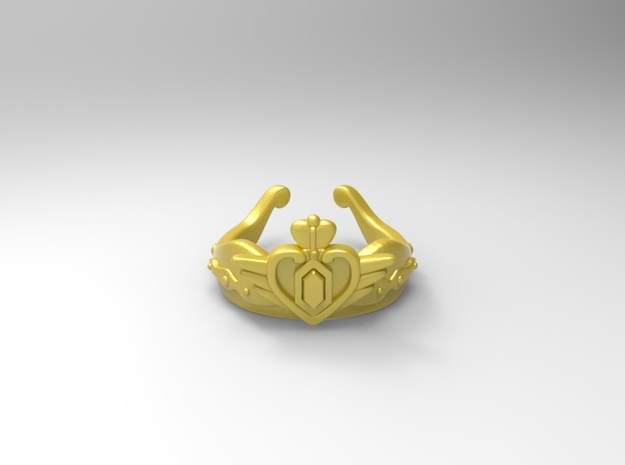 Sailor Moon Neo Queen Crown RING