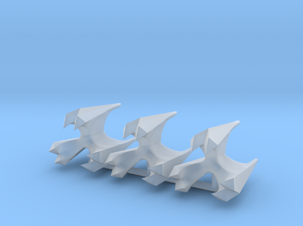 S-AaB Chig Fighter Squadron 3d printed