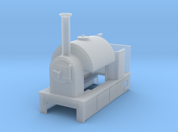 O9 saddle tank tram loco #1 3d printed