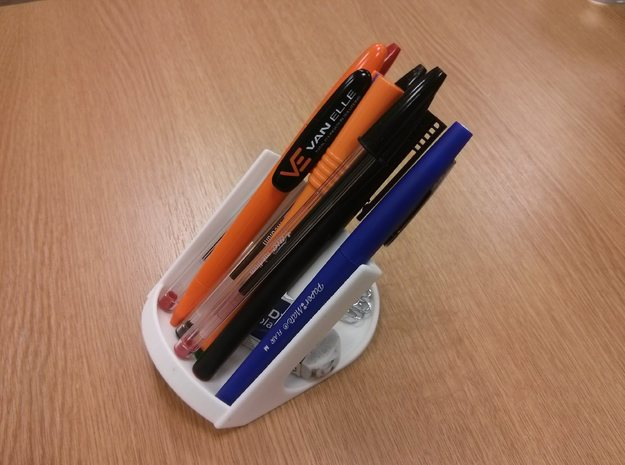 Pen Holder 3d printed
