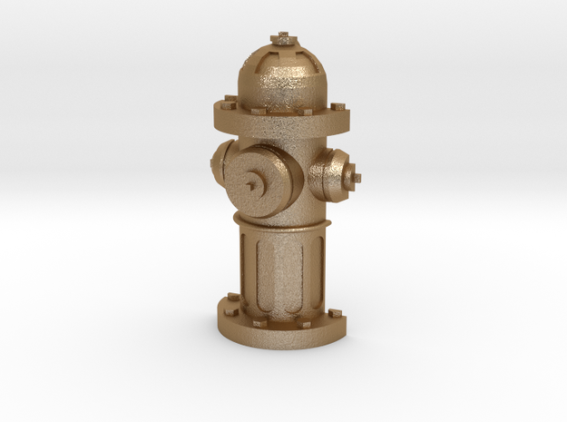 Fire Hydrant Pet Tag / Pendant 3d printed