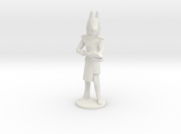 Jackel Guard With Staff - 25 mm scale