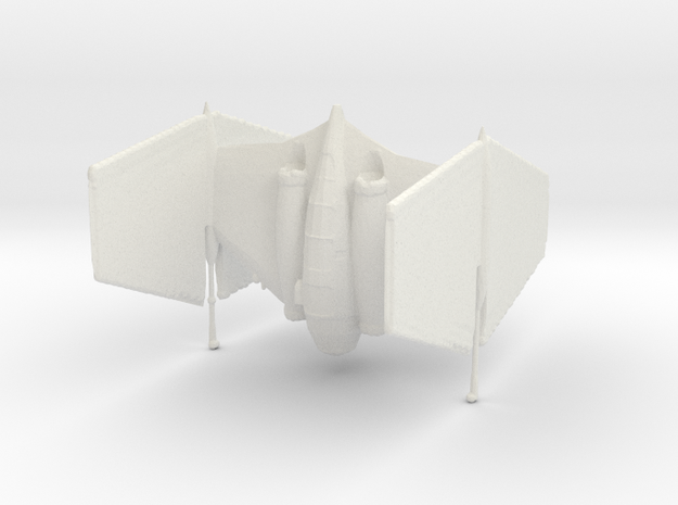 WWII_SW_Tie_Concept 3d printed Add a caption...