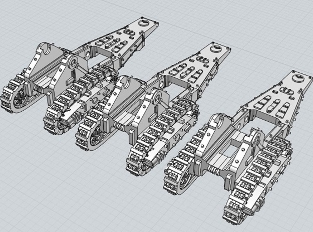 M1391 322 Separate 6mm scale