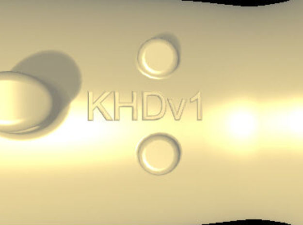 KH Dream v1 - Cage only 3d printed Chastity Cage KHDv1