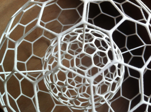 Geodesicball 3d printed
