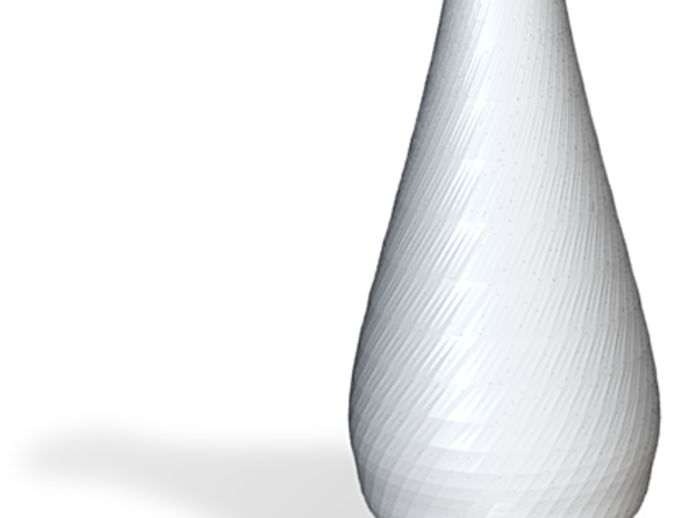 nero olive oil bottle 3d printed