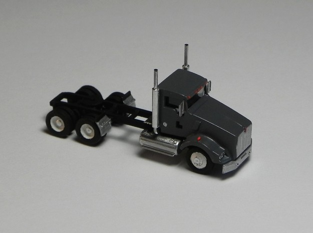 1:160 N Scale Kenworth T800 DaycabTractor x2 3d printed
